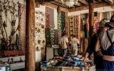 Seidenmanufaktur Yodgurlik - mitten im Motto unserer Reise