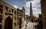 Ichan-Qal'a, die historische Altstadt Chivas