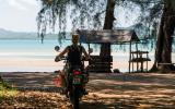 Westküste von Koh Yao Yai, Khlong Son Beach.