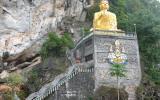 Buddha-Heiligtum bei Phang-Nga.