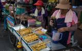 Chutachak-Markt, Bangkok.