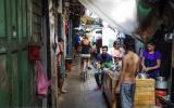 Fahrrad-Tour (!) durch Bangkok - der Hammer!