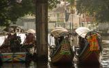 Wasserwege, die Straßen des alten Bangkok.