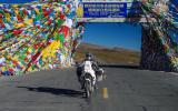 Einer der letzten Pässe, die wir in Tibet überfahren.