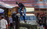 Dorftreiben in Arslanbob.